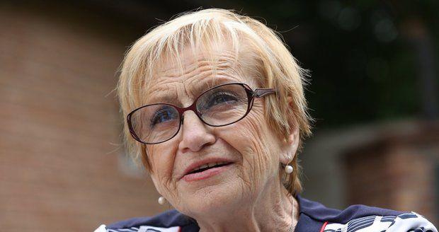 Když už Čáslavská chtěla z Československa odjet, zjistila, že nežije ve státě, ale ve vězení...