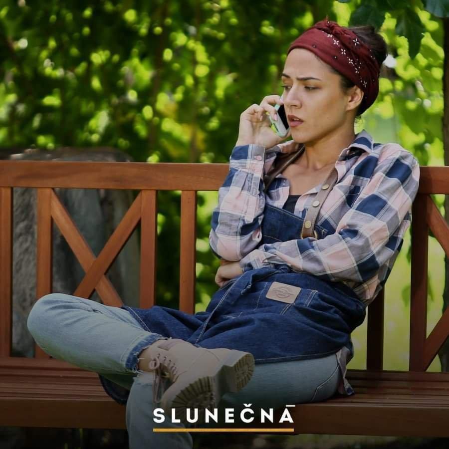 Eva Burešová ve Slunečné