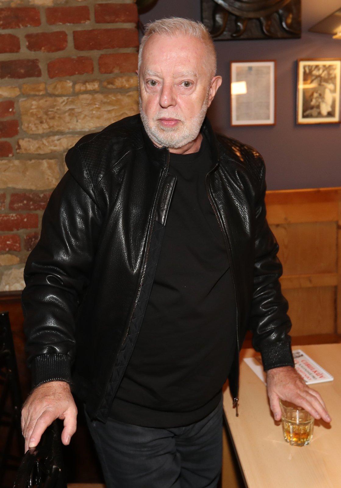2021: Jan Kolomazník byl kvůli zesnulé Evě plný emocí.