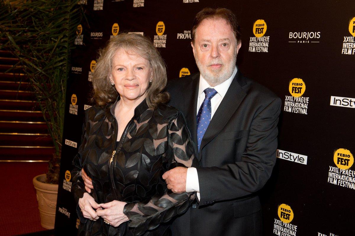 Eva Pilarová a její muž Jan Kolomazník