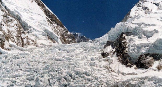 Nejnebezpečnější stezka na Everest