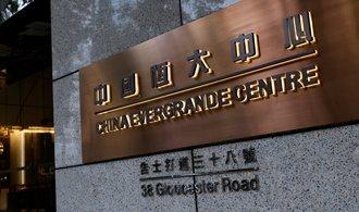 Obří čínský developer Evergrande už nemá ani na úroky z dluhů. Spasit ho může Peking