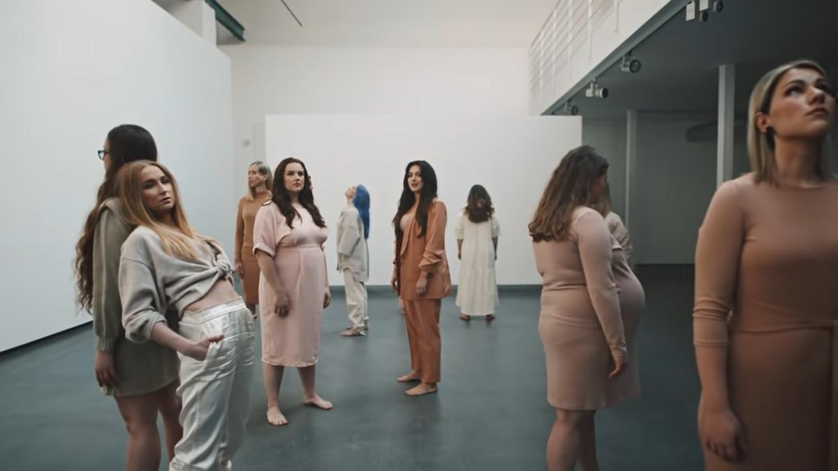 Ewa Farna má nový videoklip a píseň s názvem Tělo