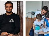 Exkluzivně: Muž roku 2009 Martin Zach se stal podruhé otcem. Co nám prozradil o porodu?