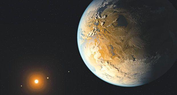 Ze Slunce bude obří čočka a NASA bude fotit exoplanety - najde novou Zemi?