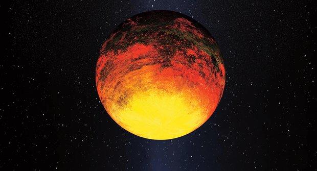 Astronomové objevili první sopky na exoplanetě?