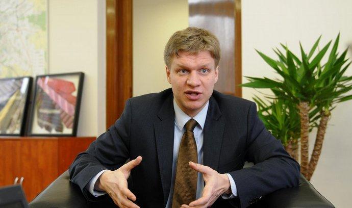 Exprimátor Prahy Tomáš Hudeček