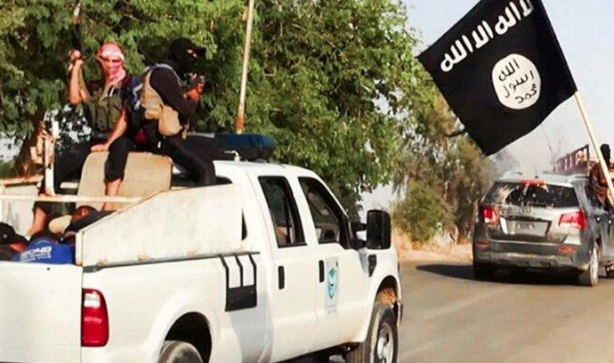 Extremisté z ISIL poblíž iráckého Tikrítu