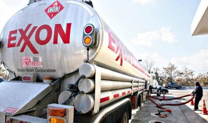 Exxon Mobil, ropa