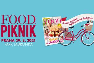 Nejlepší piknik letošního léta: F.O.O.D. PIKNIK na Ladronce