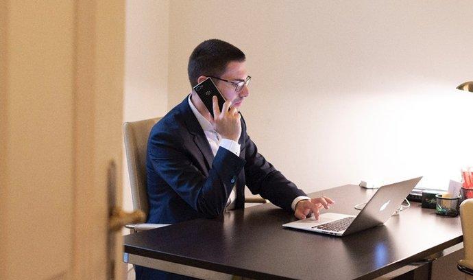 Podnikatel, ilustrační foto
