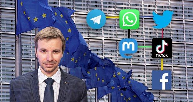V Bruselu chtějí zatopit Facebooku a spol. Jak funguje systém, který je má připravit o moc?