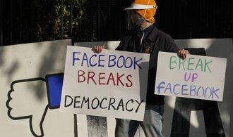 """Další rána pro Zuckerberga. Kauza Facebook Papers odhalila manipulaci i """"zisk na prvním místě"""""""