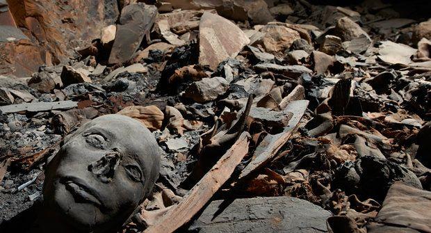 Děti faraonů: Taky mezi mrtvými