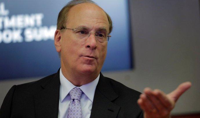 Guvernér Fed i ministr financí se radili s šéfem BlackRock Finkem, jak zvládnout koronavirovou krizi