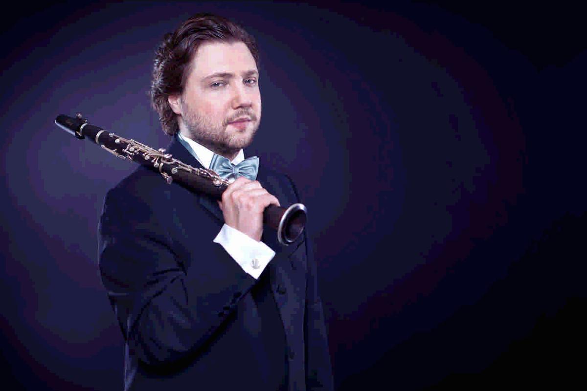 Chtěl být kuchařem, nakonec ale zůstal věrný klarinetu. Díky Bohu...