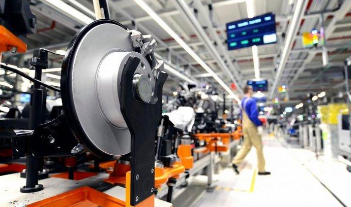 Feramo vyrábí díly pro brzdové systémy