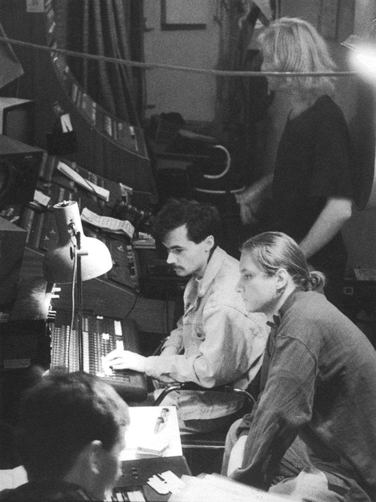 V devadesátých letech působil Filip Homola v kladenském divadle Lampion