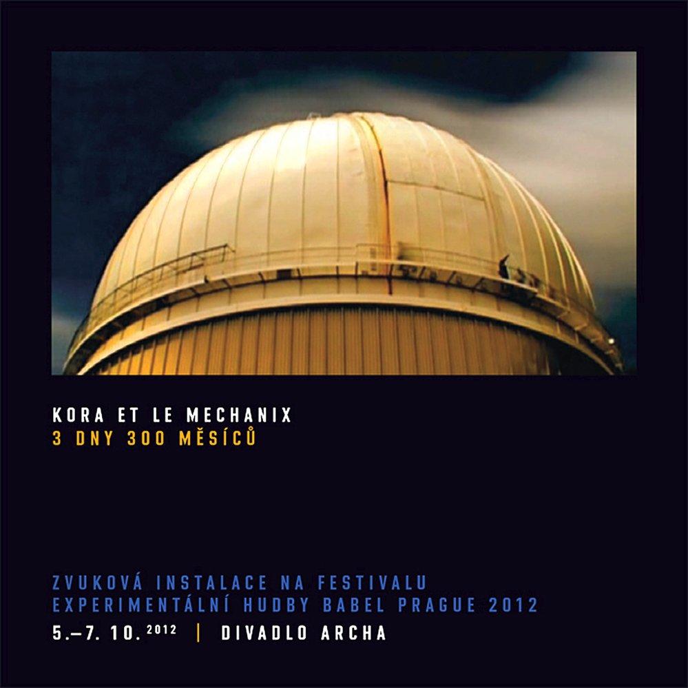 Kromě koncertů připravuje Filip Homola s projektem Kora et le Mechanix také zvukové výstavní projekty. Na festivalu Babel v Divadle Archa to byl projekt Tři dny 300 měsíců a na letošní září pro festival Ozvěny továrny společně připravili Zvukovou zahradu.