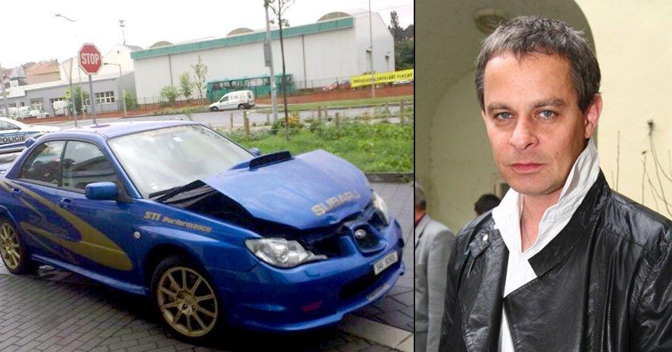 Filipa Renče chytili policisté za volantem opilého.