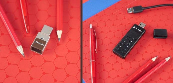 Recenze flash disků Verbatim Secure: nedobytné trezory na vaše soubory