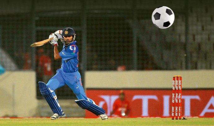 Forbal může v Indii vytlačit kriket