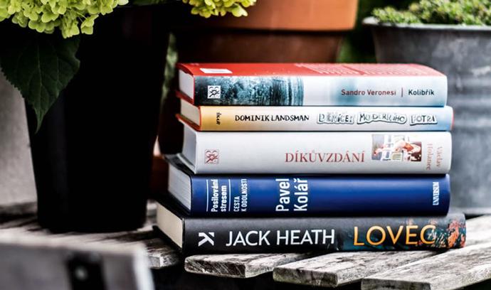 Jaké knihy si přečíst v září