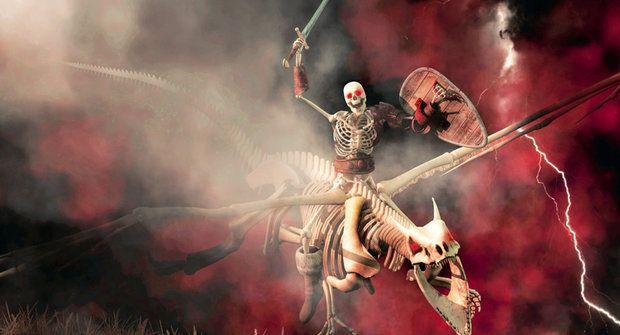 Dinosauři nebo draci? Co si ve středověku mysleli o zkamenělinách