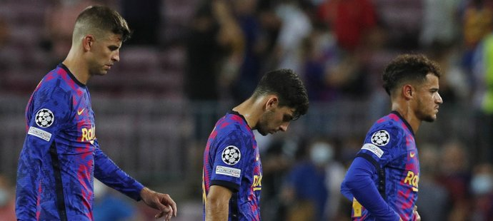 Barcelona se potácí v krizi finanční i herní