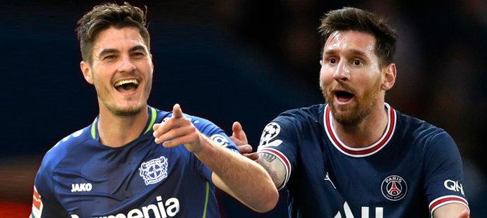 Patrika Schicka v současnosti staví Stefan Effenberg mezi útočníky výš než Lionela Messiho