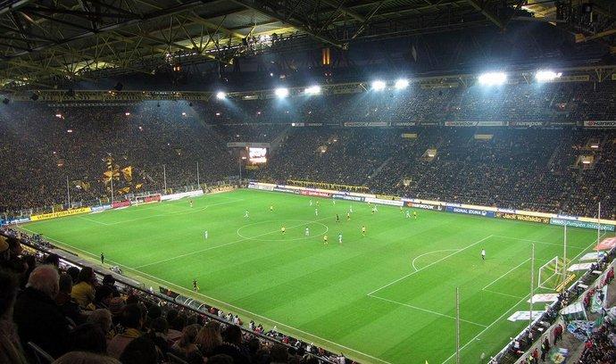Fotbalový stadion Borussie Dortmund