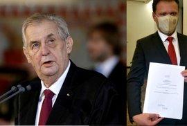 Divoká párty? Co se děje na Pražském hradě, zatímco je prezident v nemocnici?