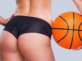 FOTO: Nejzoufalejší sportovní disciplína? Basket ve spodním prádle