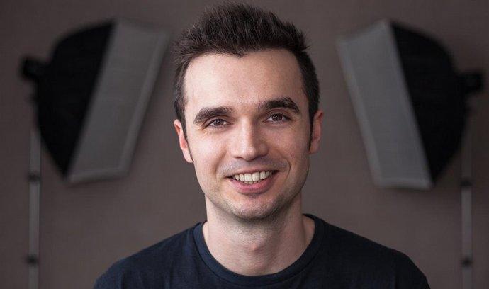 Fotograf a video producent Jan Mika