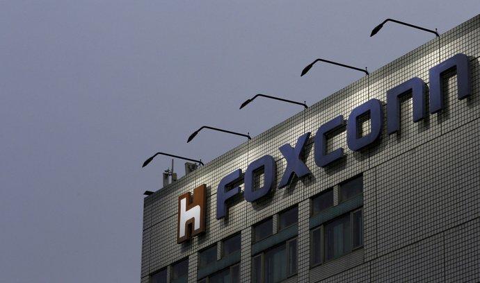 Sídlo společnosti Foxconn