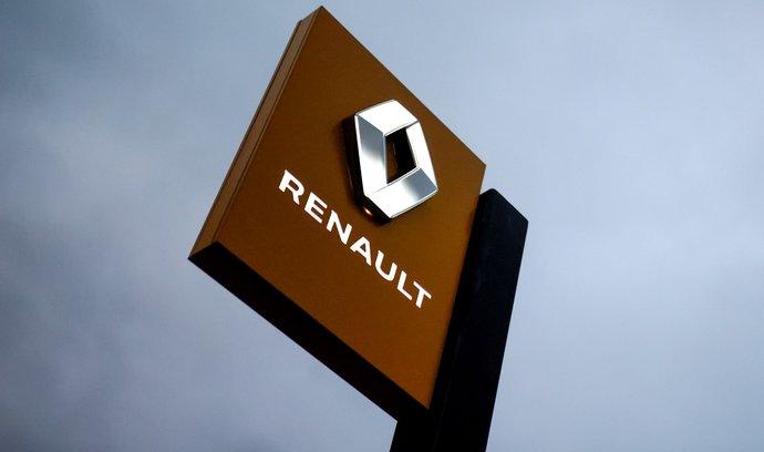 Zaměstnanci Renaultu v pařížském regionu budou mít do srpna jen čtyřdenní pracovní týden