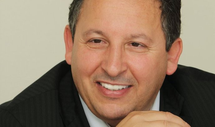 Franck Cohen, prezident SAP pro Evropu, Střední východ a Afriku