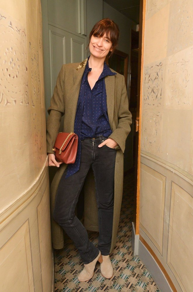Styl Caroline de Maigret
