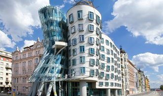 The most famous works of famous architects: The Dancing House in Prague and other timeless buildings by Frank Gehry