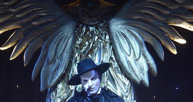 Muzikál Fantom Opery