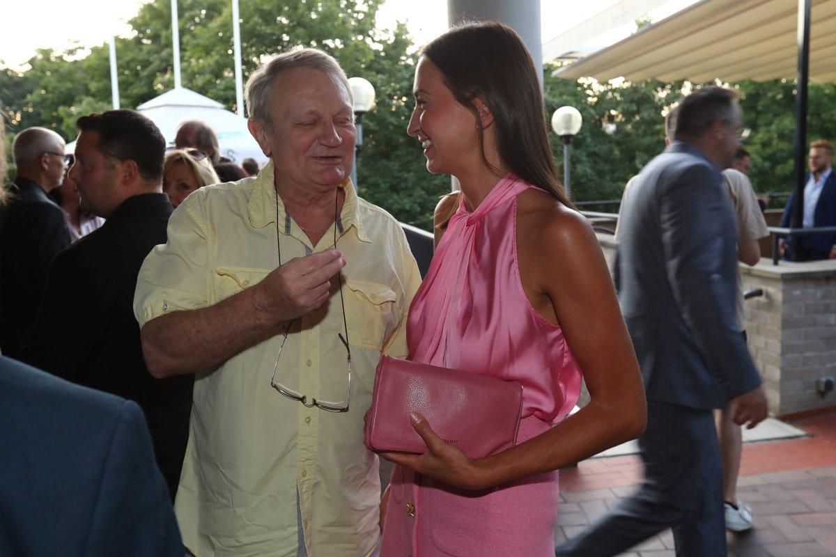 Lucie Gelemová a Jiří Adamec