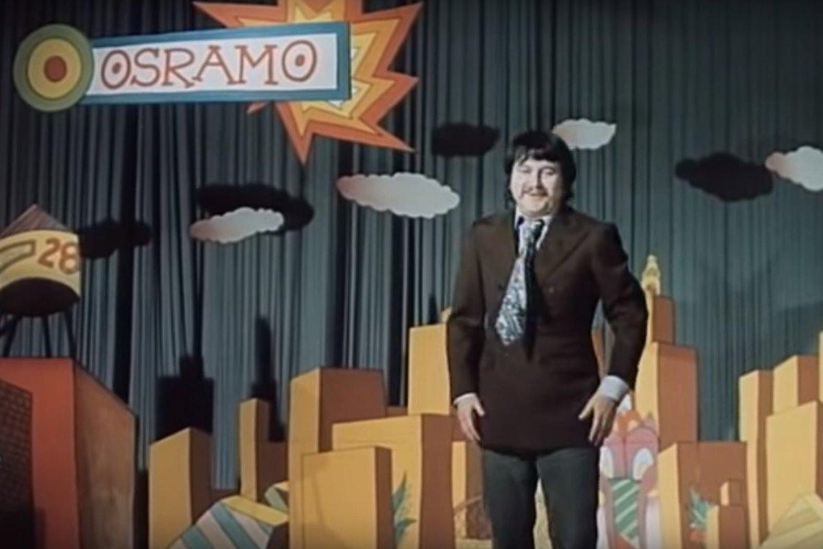 1981 - František Ringo Čech ve filmu Jak svět přichází o básníky.