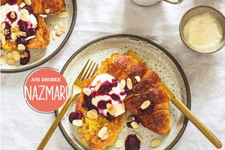 French toast neboli pavézky: Vznešenou snídani připravíte i ze zbytků!