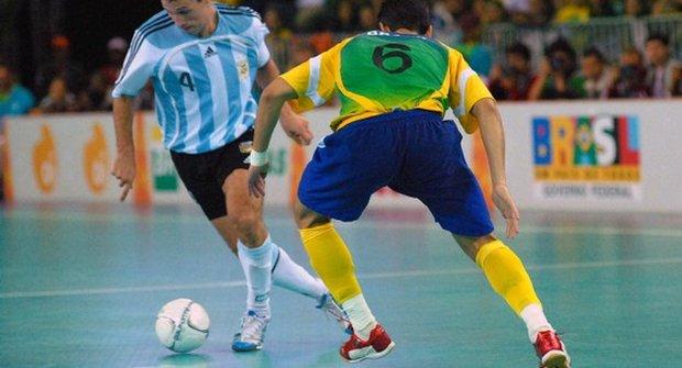 Futsal: Sport pro líné fotbalisty?