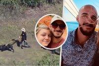 Snoubence zavražděné influencerky Gabby našli mrtvého: Tělo okousali aligátoři a prasata