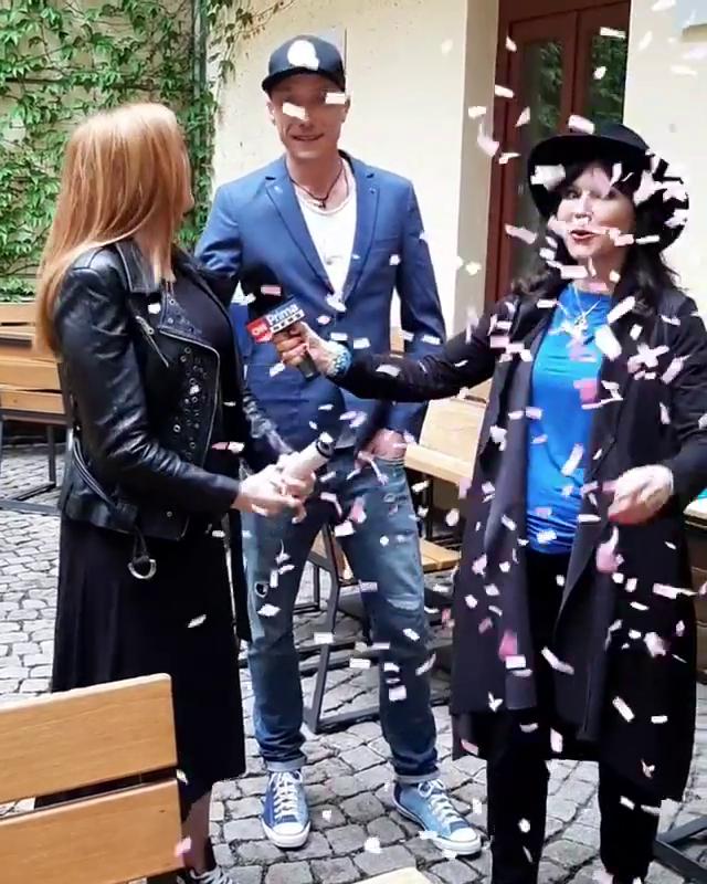 Gabriela Soukalová v Showtime odtajnila, že čeká holčičku