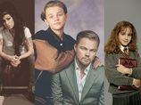 GALERIE: Leonardo DiCaprio, Amy Winehouse, Jennifer Aniston... Podívejte se na snímky slavných s jejich mladším já