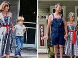GALERIE: Po letech stejné fotky jako v dětství: Podívejte se, jak nás mění čas!