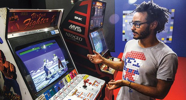 Game On: Videohry patří do muzea! Report z výstavy