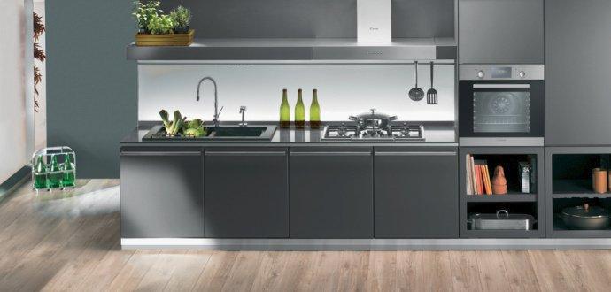 7 fíglů, jak si vybavit kuchyň v garsonce a malém bytě